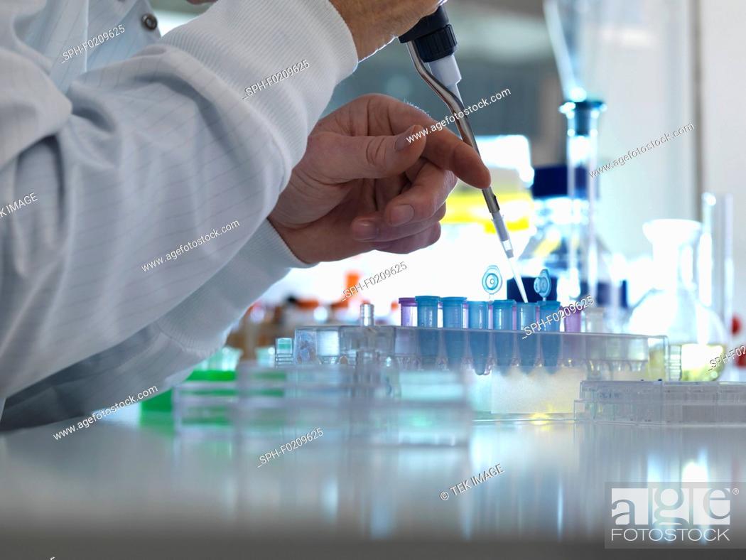 Imagen: Biochemical research.