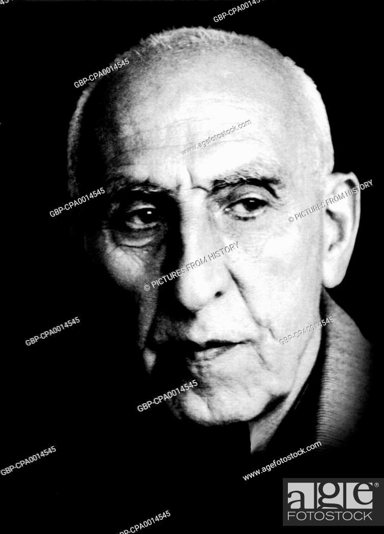Iran / Persia: Mohammad Mosadd...