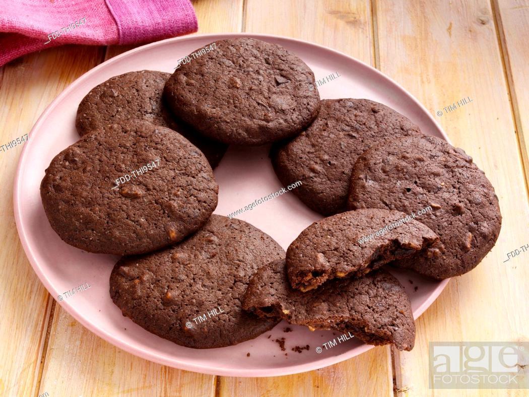 Imagen: Double chocolate pineapple chunks.