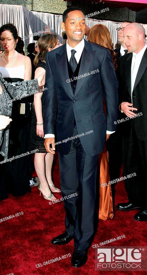 Stock Photo Will Smith At Arrivals For OSCARS 78th Annual Academy Awards The Kodak