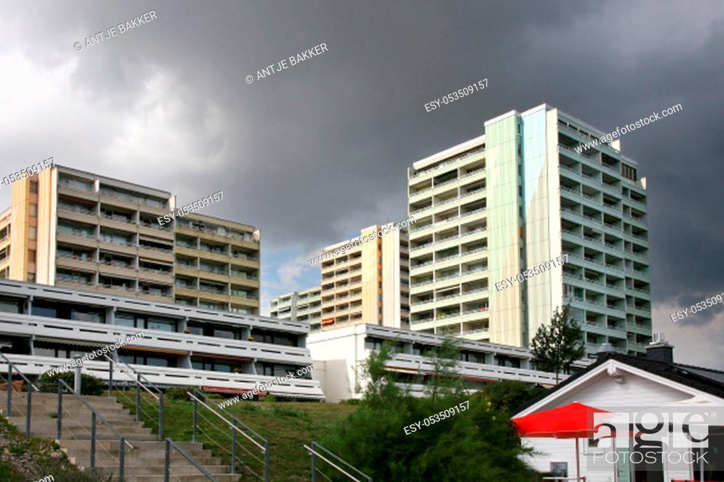 Stock Photo: Sierksdorf in Germany.