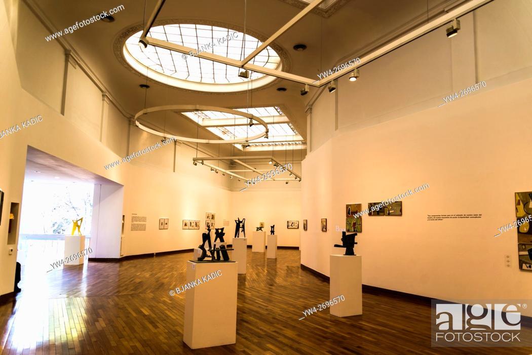 Imagen: Museo Emilio Caraffa de Córdoba, Cordoba, Argentina.