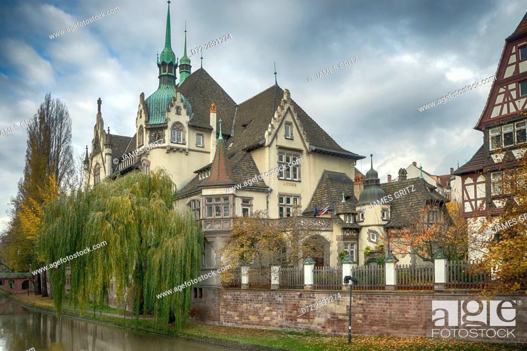 Stock Photo: Strasbourg.
