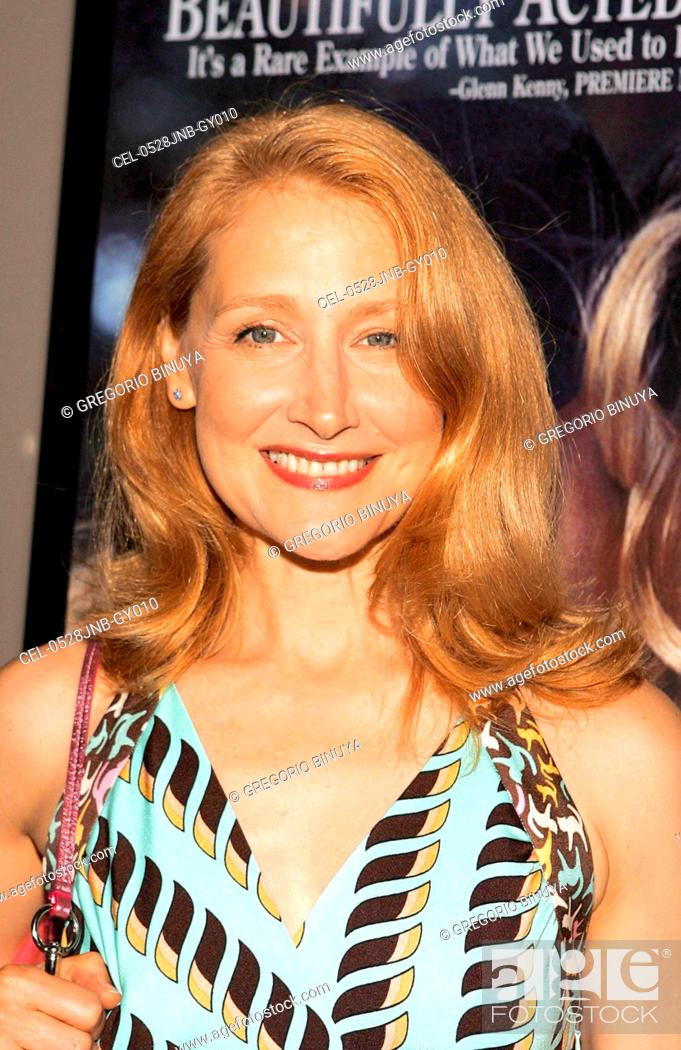 Patricia Clarkson inside for 6th Annual Young Friends of