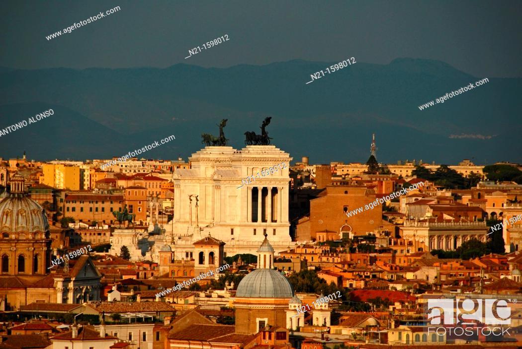 Stock Photo: Rome, Lazio, Italy, Europe.