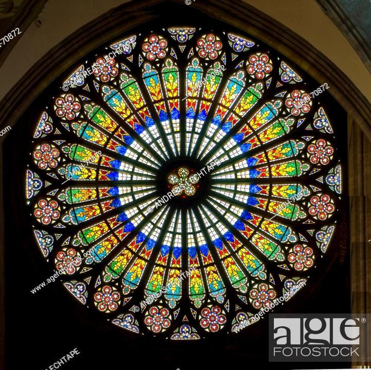 Imagen: Straßburg, Straßburger Münster Unserer Lieben Frau, Cathédrale Notre-Dame.