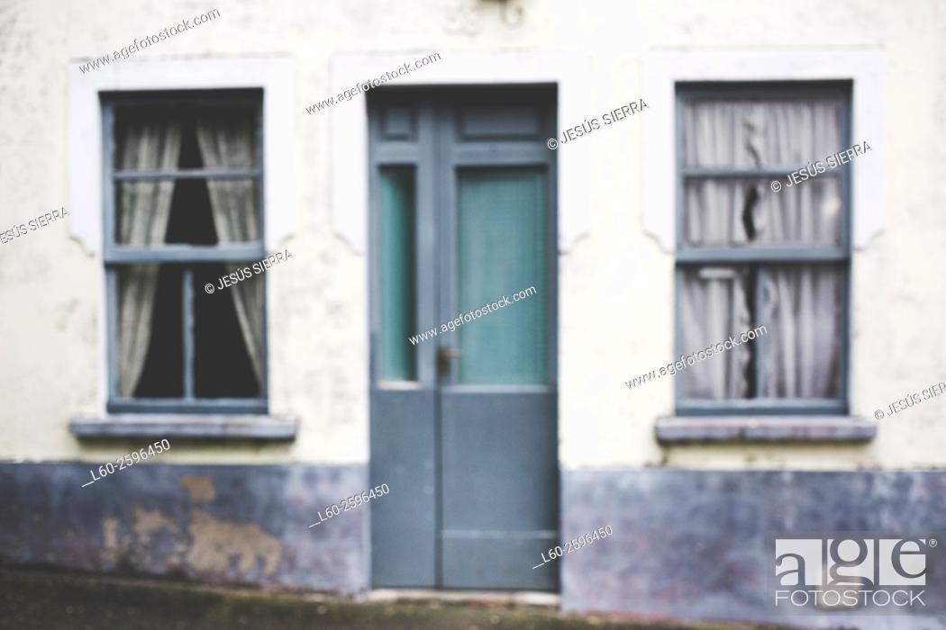 Imagen: House in Malpica, Costa da Morte. La Coruña.