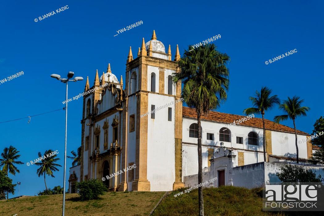 Photo de stock: Igreja do Carmo, Olinda, Pernambuco, Brazil.