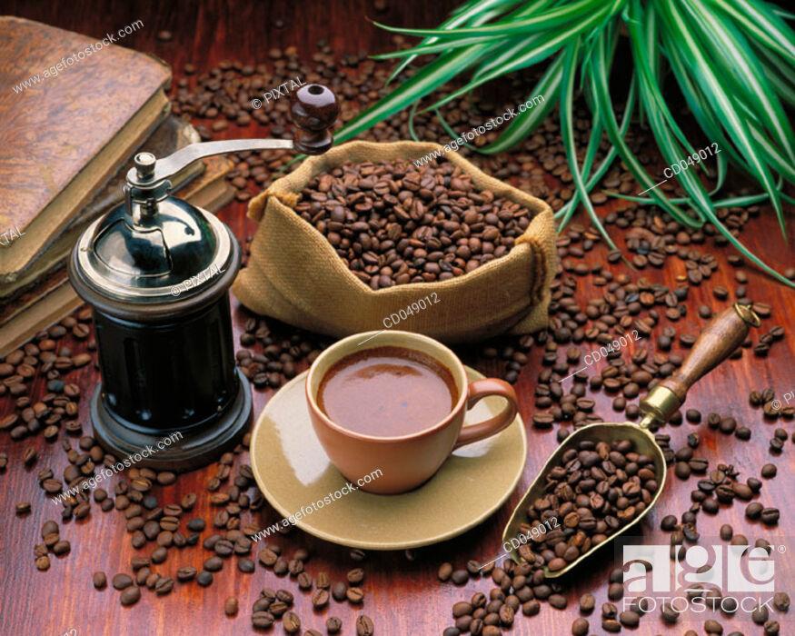 Stock Photo: Coffee.