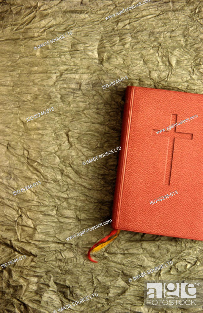Stock Photo: Bible.