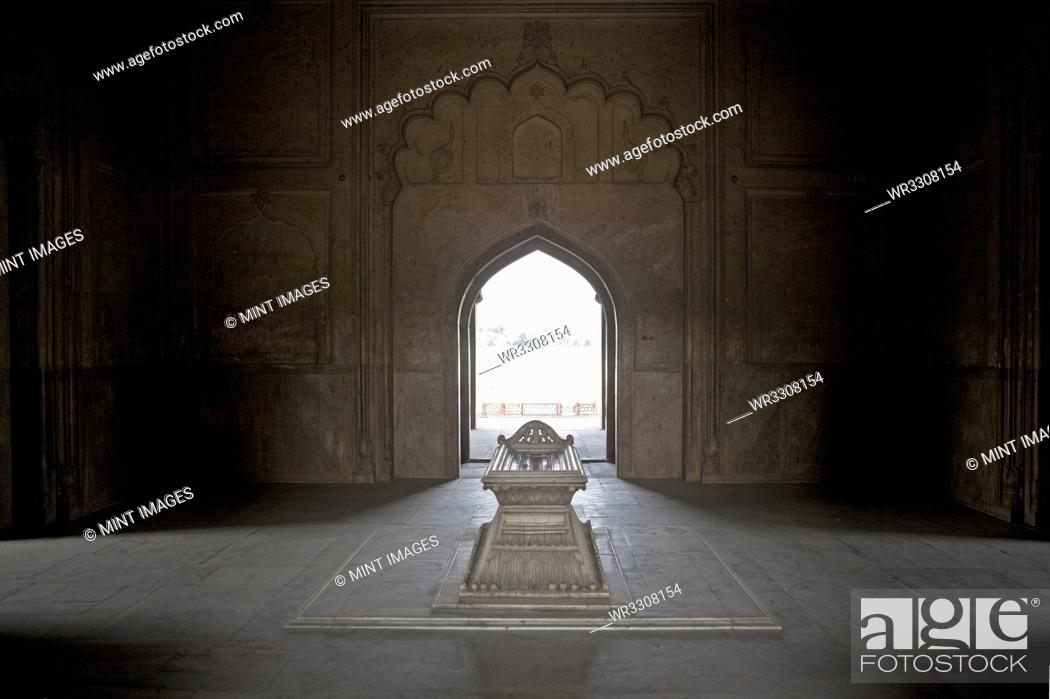 Stock Photo: Tomb of Safdarjang ka Maqbara.