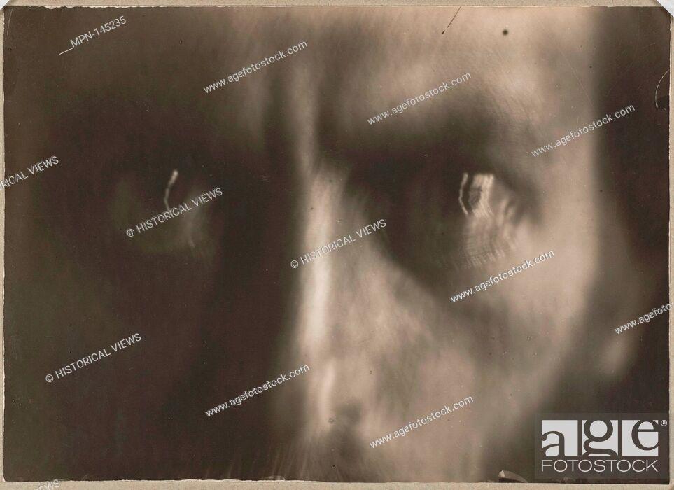 Photo de stock: Tadeus Langier, Zakopane. Artist: Stanislaw Ignacy Witkiewicz (Polish, Warsaw 1885-1939 Jeziory); Date: 1912-13; Medium: Gelatin silver print; Dimensions:.