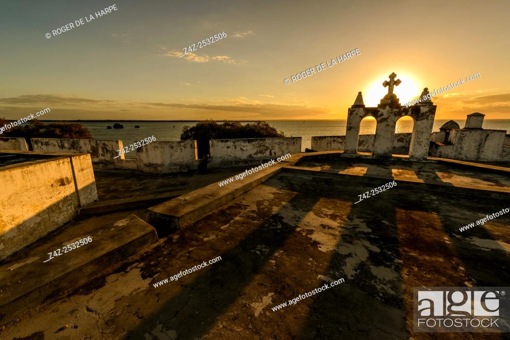 Imagen: The old fort. Ibo Island. Mozambique.