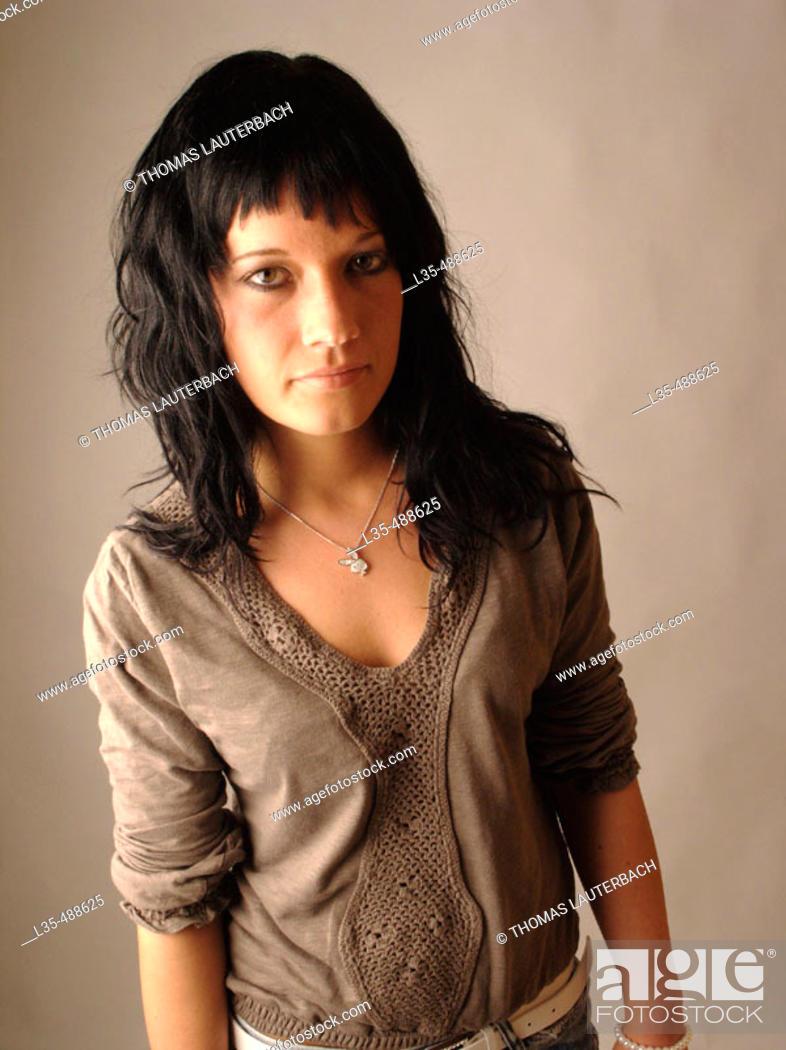 Stock Photo: Portrait.
