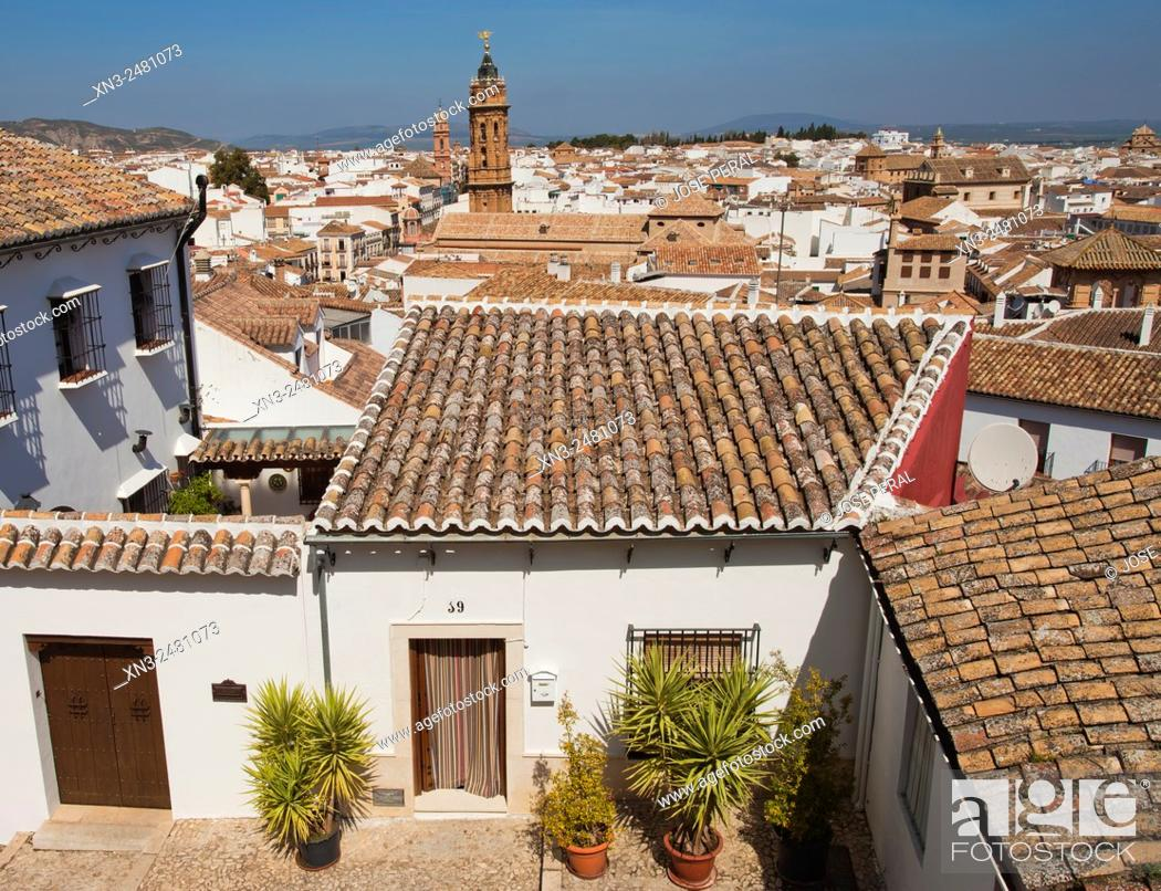 Imagen: Antequera, Málaga province, Andalusia, Spain, Europe.