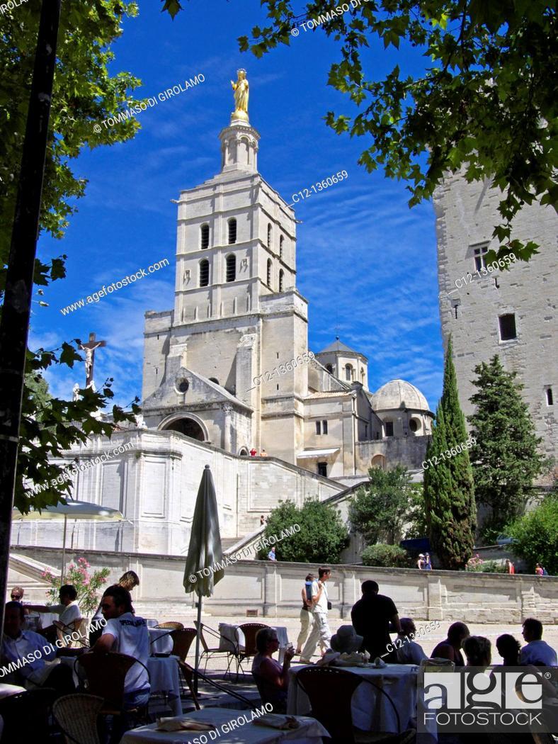 Stock Photo: France, Avignon.