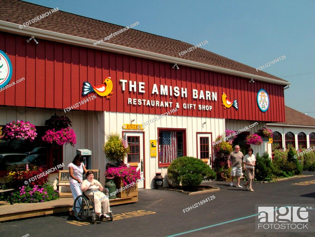Bird In Hand Pa >> Bird In Hand Pa Pennsylvania Lancaster County The Amish Barn And