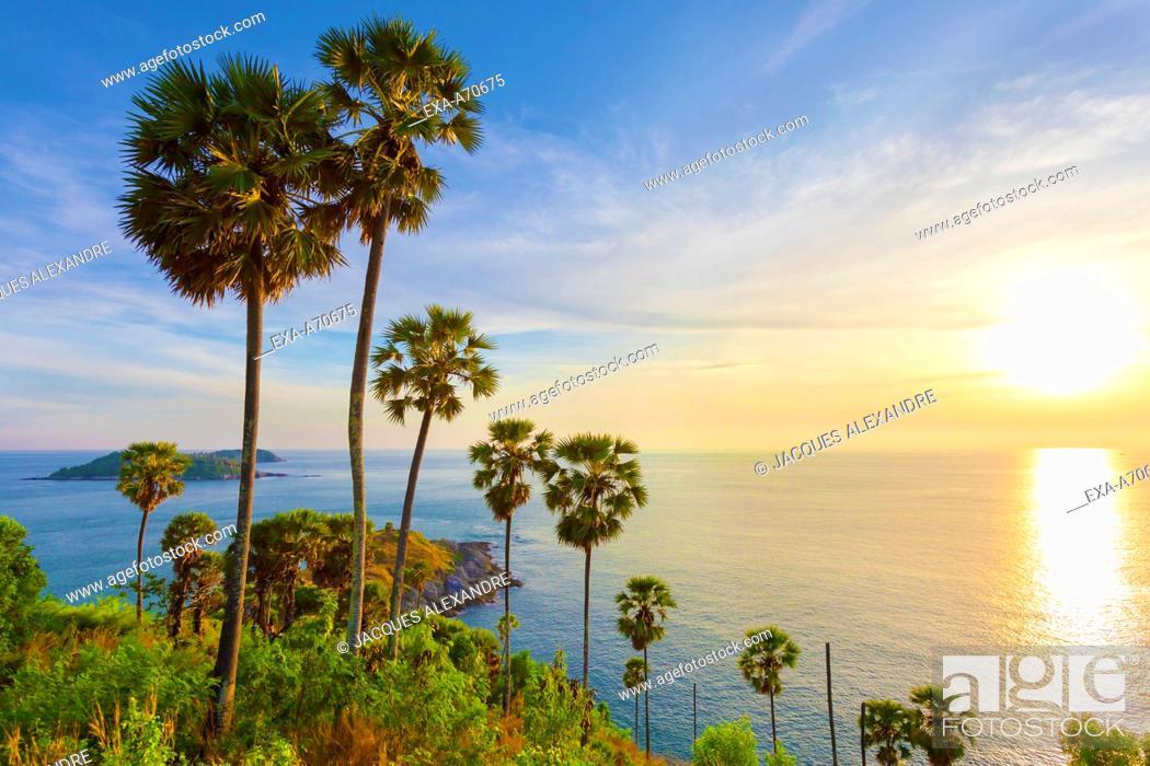 Imagen: Promthep cape, Phuket, Thailand.
