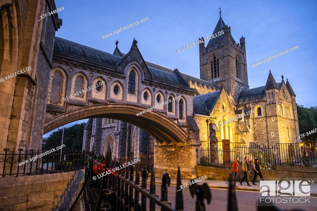 Imagen: Christ Church Cathedral, Dublin, Ireland.