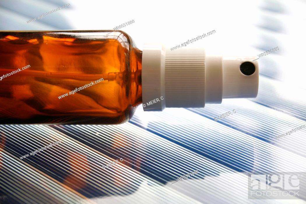 Imagen: Spray bottle.
