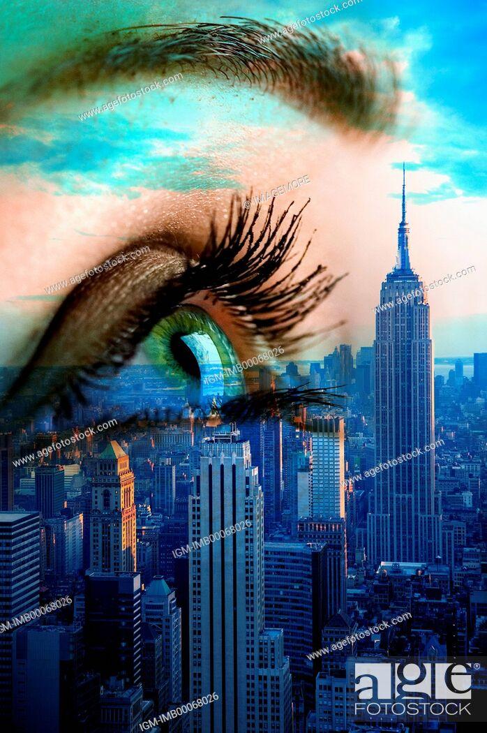 Imagen: New Technology, Futuristic, Eyes,.