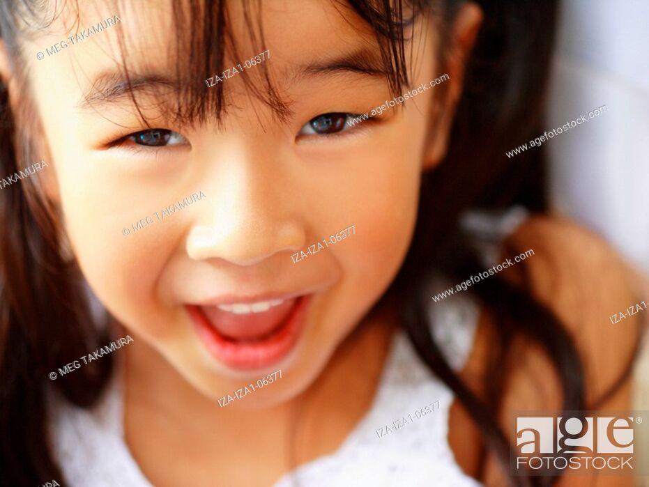 Imagen: Portrait of a girl.