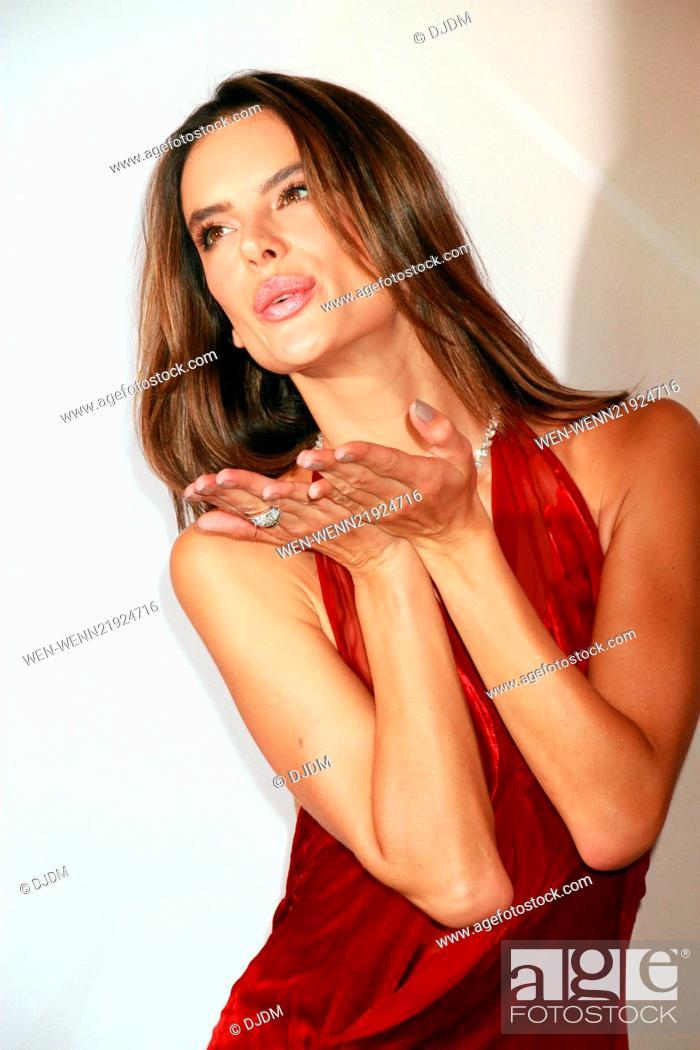 Adriana Lima and Alessandra Ambrosio showcase $2 Million