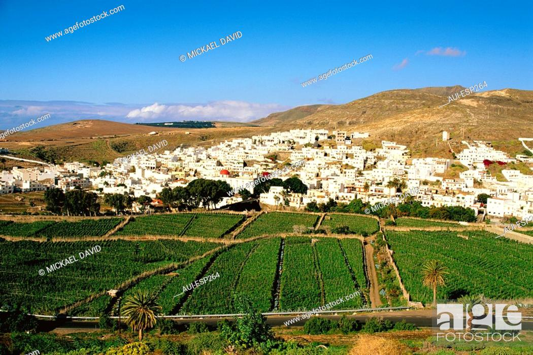 Stock Photo: Spain - Canary Islands.