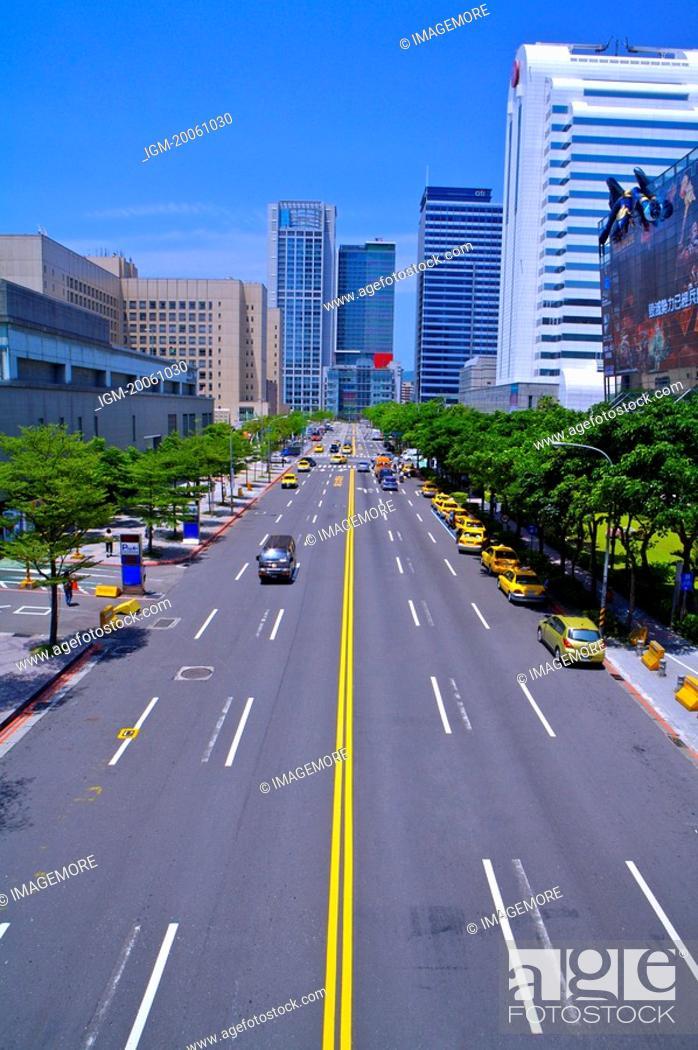 Stock Photo: Taiwan, Taipei.
