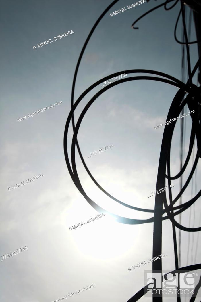 Imagen: Overhead Cables Thailand.