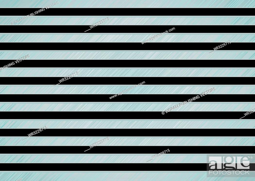 Vector: Brushed metal background with slats and brushed effect.