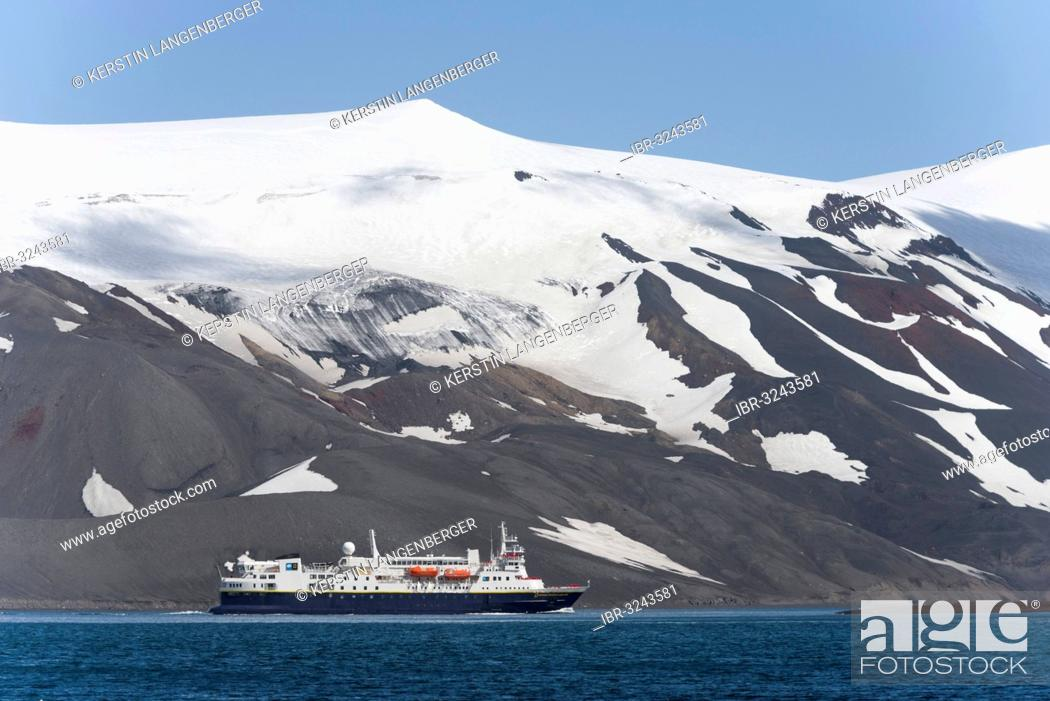 Imagen: MS National Geographic Explorer, expedition cruise ship.