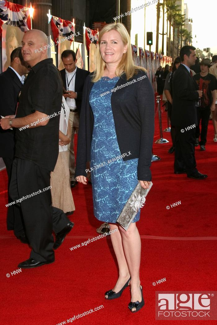 """Stock Photo: Mare Winningham 07/24/08 """"""""Swing Vote"""""""" Premiere @ El Capitan Theatre, Hollywood Photo by Megumi Torii/HNW / PictureLux (July 24."""