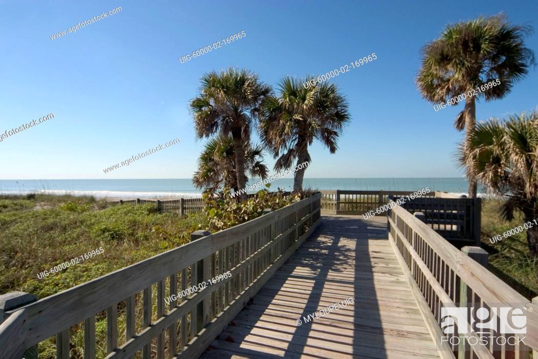 Imagen: Blind Pass Beach, Manasota Key, Florida.
