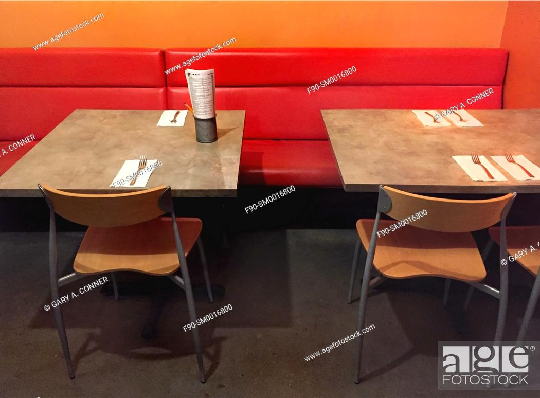Imagen: Restaurant tables and chairs-Denver CO.