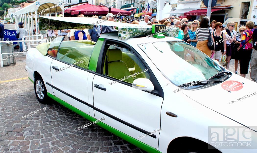 Stock Photo: Italy,Capri.