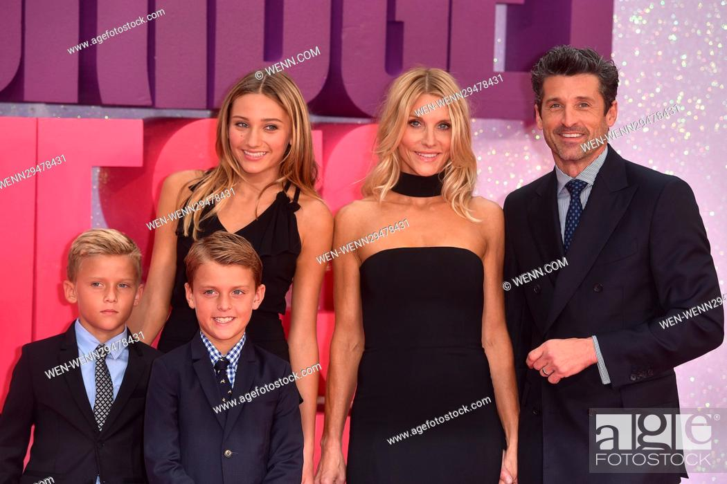 Bridget Joness Baby World Premiere Held At The Odeon Leicester