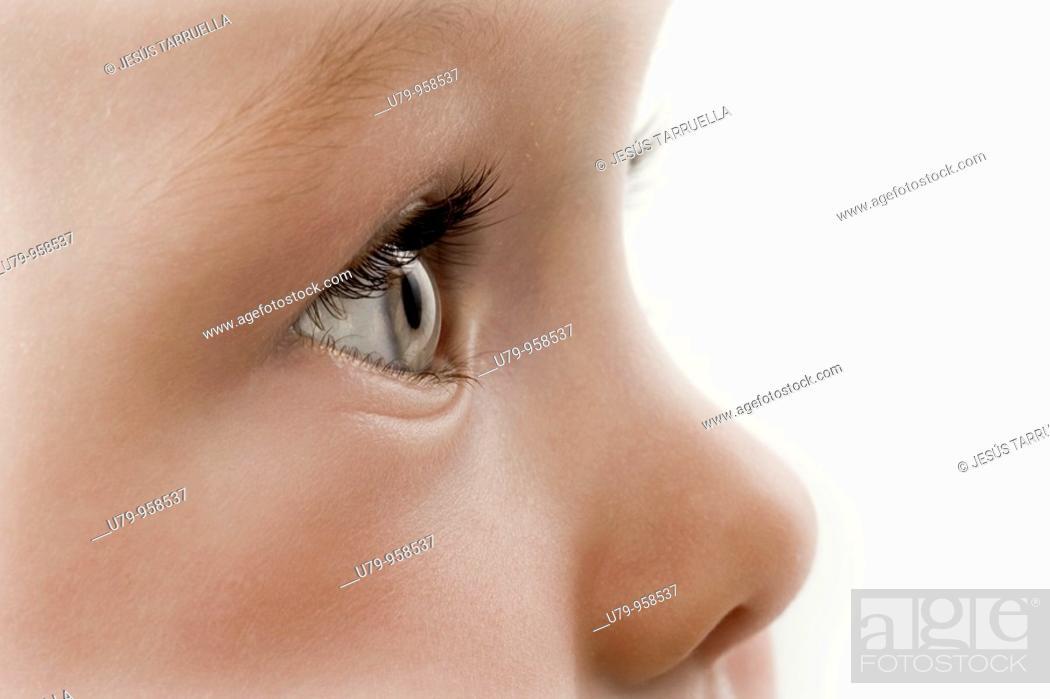 Stock Photo: Retrato de niño.