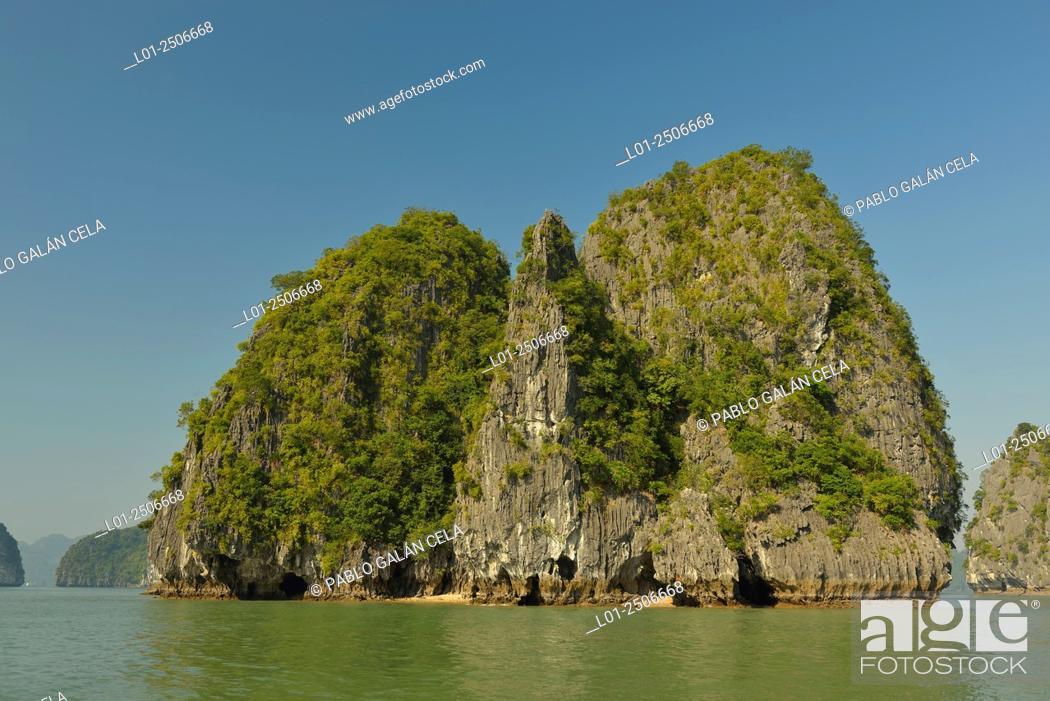 Imagen: Halong Bay, Vietnam.