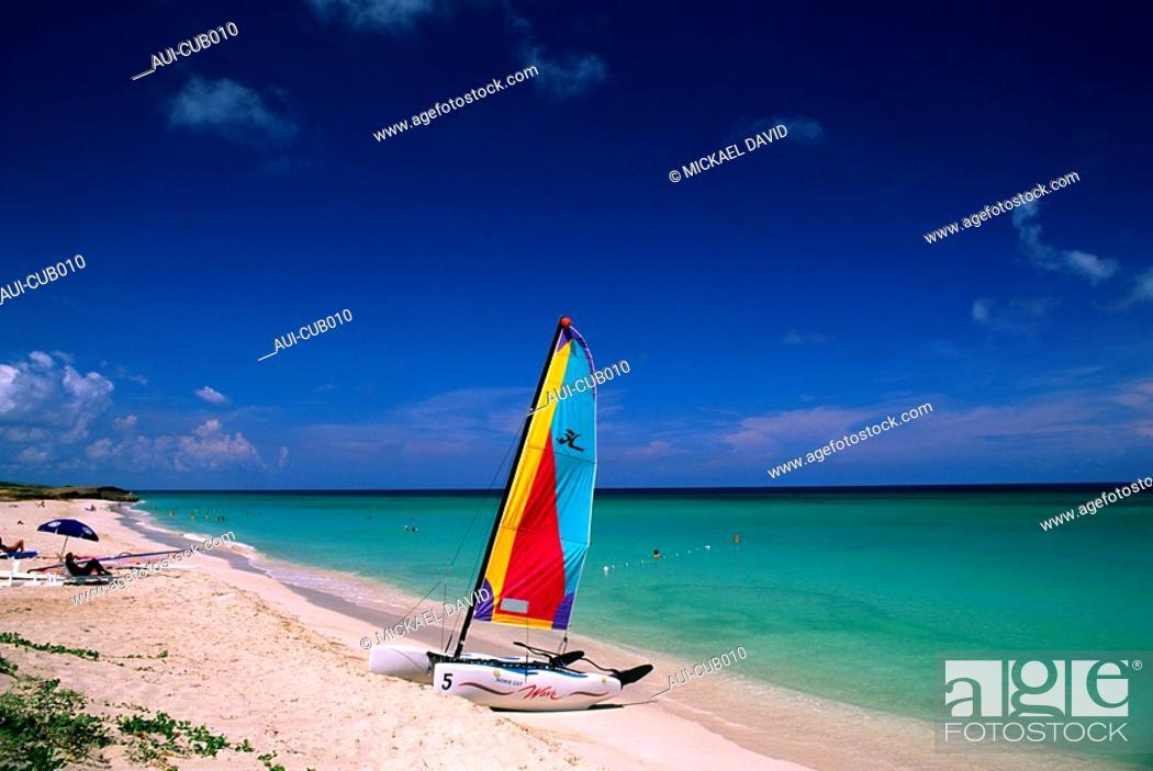 Stock Photo: Cuba - Varadero.