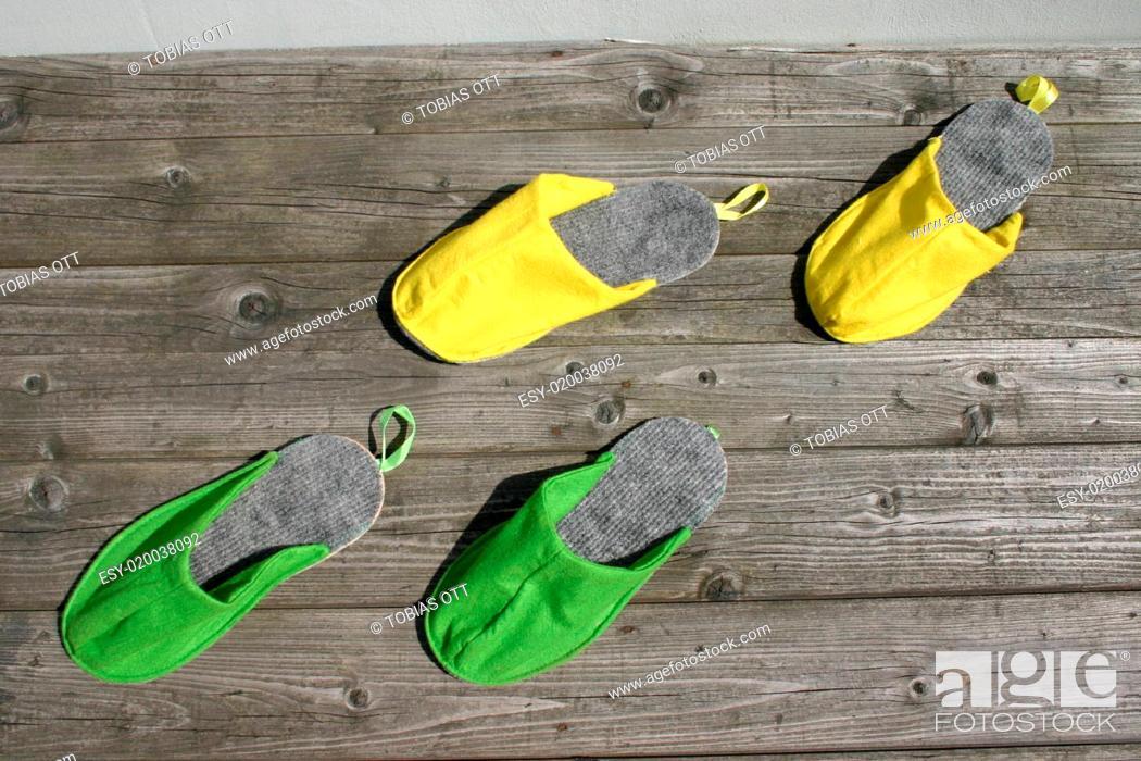Stock Photo: Schuhe.