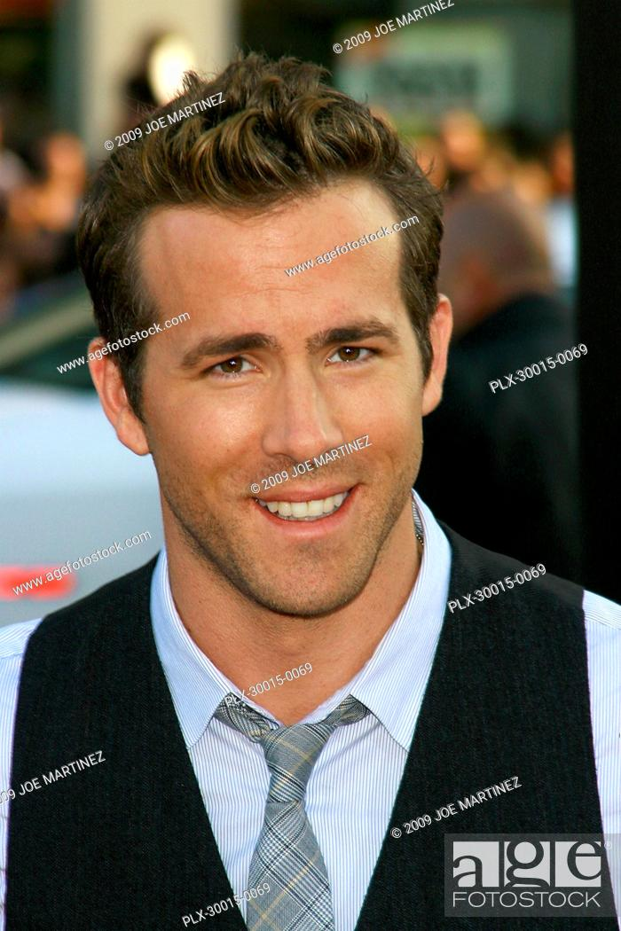 Ryan Reynolds At The Los Angeles Industry Screening Of 20th Century