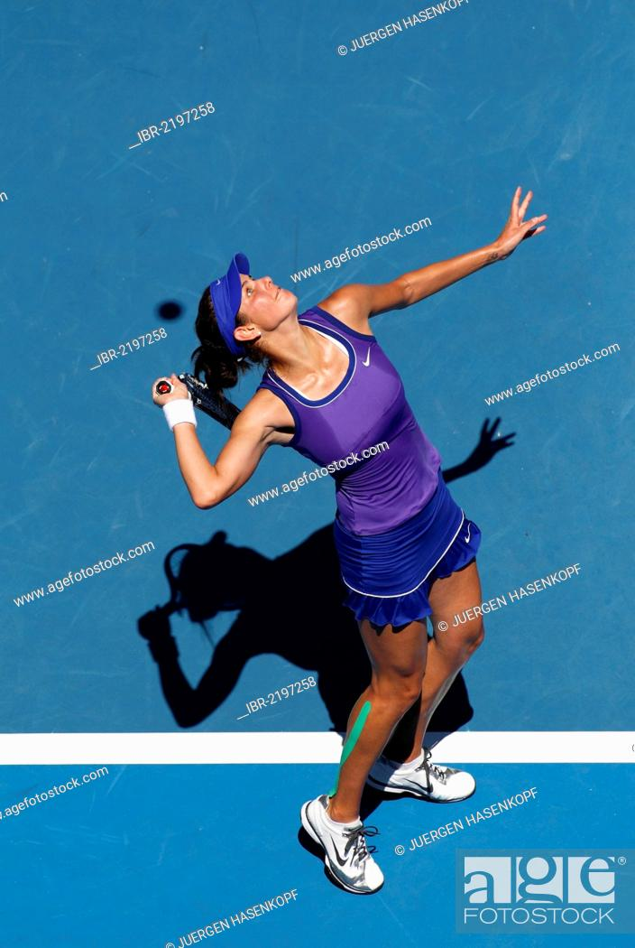 Julia Goerges Ger Australian Open 2012 Itf Grand Slam Tennis