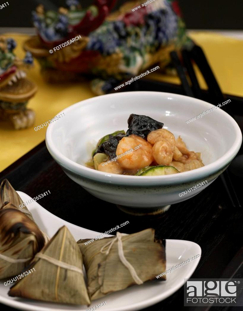 Stock Photo: Rice, dish, Chinese Cuisine, Chinese, dishes, Chinese, Food styling.