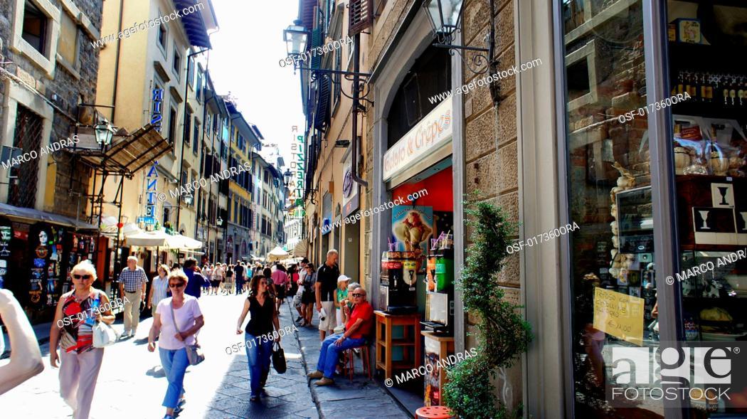 Stock Photo: italiy, Tuscany, Florence.