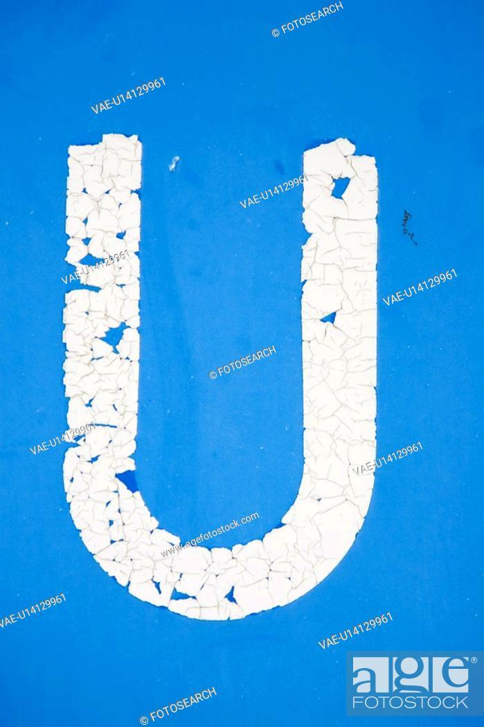 Stock Photo: Blue, Information, Day, Alphabet.