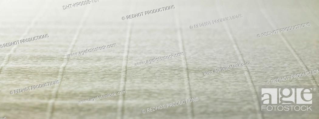 Stock Photo: White textured surface close up.