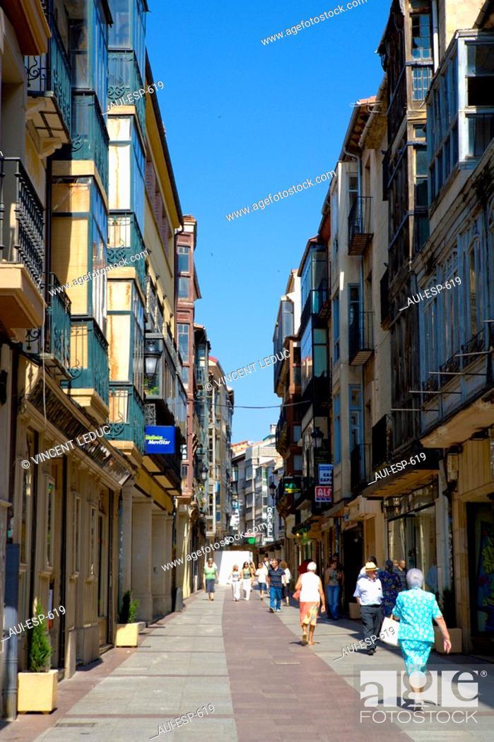 Stock Photo: Spain - Castile and Leon - Soria.