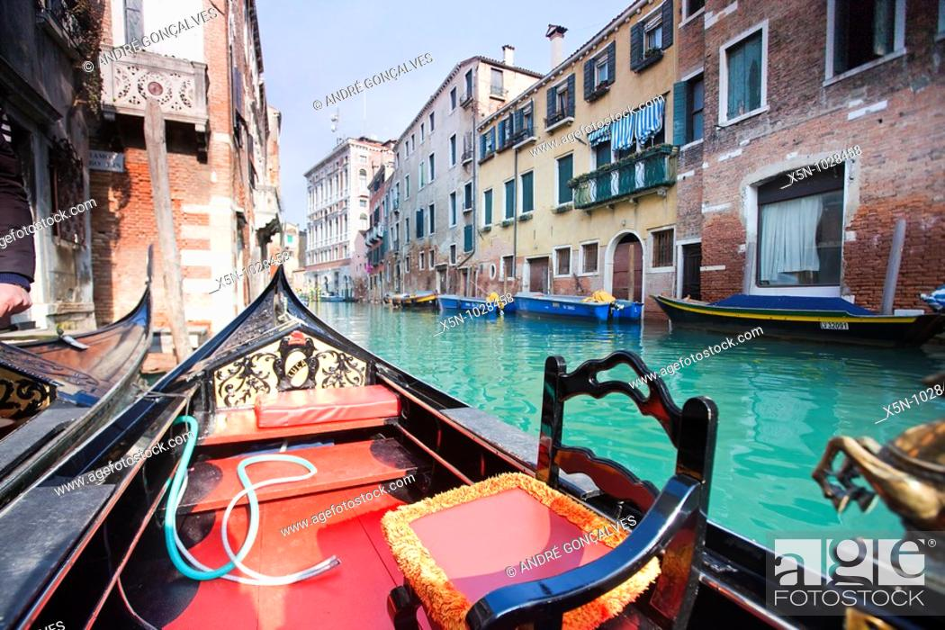 Stock Photo: Venetian Carnival, Italy.