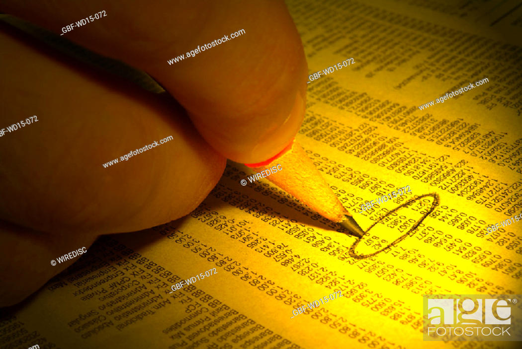 Stock Photo: Businesses Concepts II, annotation, Brazil.